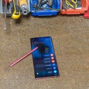 Samsung Galaxy Note10: Najbolje opremljena delavnica v žepu