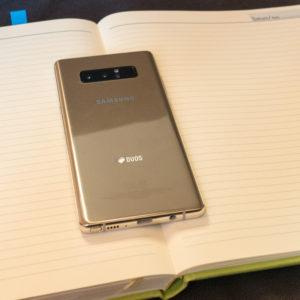 Samsung Galaxy Note8: Začetnik žepnih superračunalnikov?