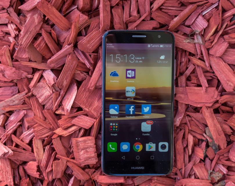 Huawei Nova: Neizstopajoče solidna