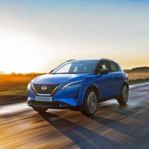 Novi Nissan Qashqai toči bencin, a pelje na elektriko