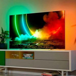 Televizor OLED za »jurja«? Da, prosim!