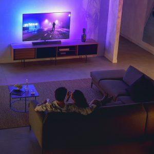 Philips OLED+936 in OLED+986 prva televizorja po LG-jevem paradnem modelu s svetlejšim zaslonom OLED Evo