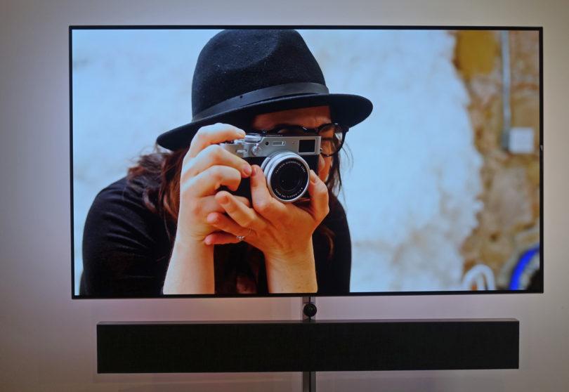 Philips OLED984: Najboljši vgrajeni zvok (#video)