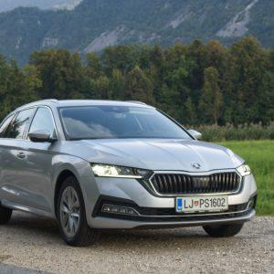Škoda Octavia: Še nikoli tako šik in moderna