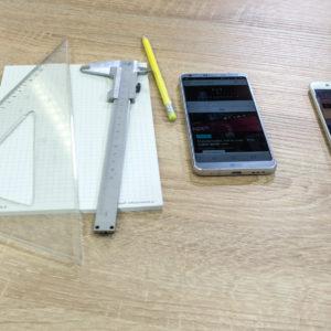 Oddaja Tehnozvezdje #4: Merimo velikost zaslonov novih telefonov