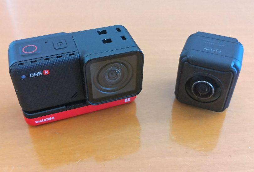 Insta360 One R twin edition: Inovativna sestavljanka (#video)