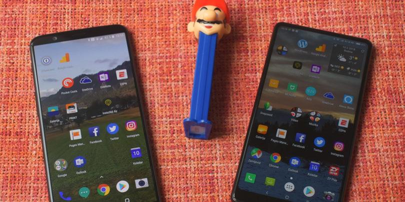 Oneplus 5T ali mogoče raje Xiaomi Mi Mix 2? #video