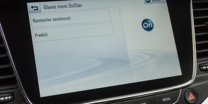 Opel počasi opušča ameriško zapuščino, tudi sistem Onstar