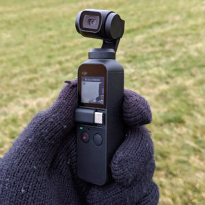 DJI Osmo Pocket je hudo obetavna vlogerska kamera (#VIDEO)