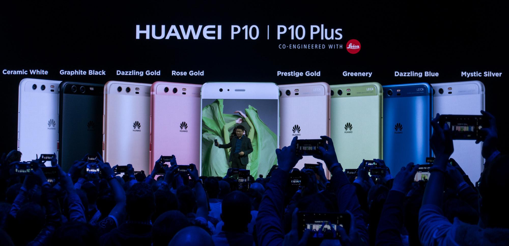 Huawei P10: Največji napredek je v obliki