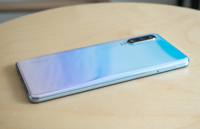 Zadeva Huawei – Samo brez panike!