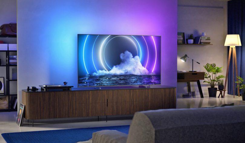 Televizorji Philips za prvo polovico 2021 – Mini LED za velike diagonale in (končno!) HDMI 2.1