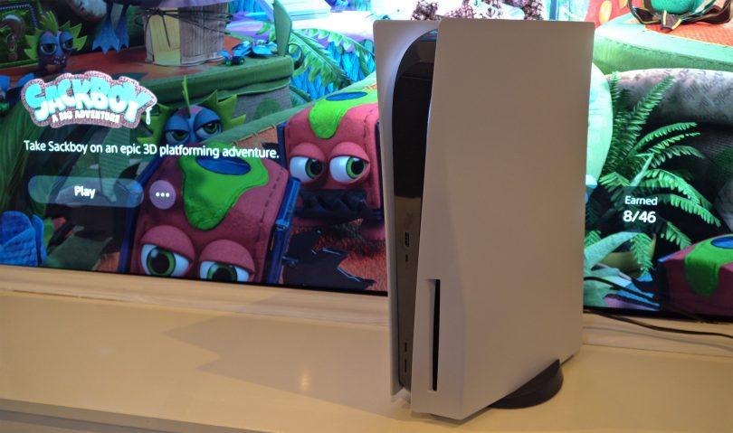 Sony Playstation 5: Velik preskok, če bi se ga le dalo kupiti