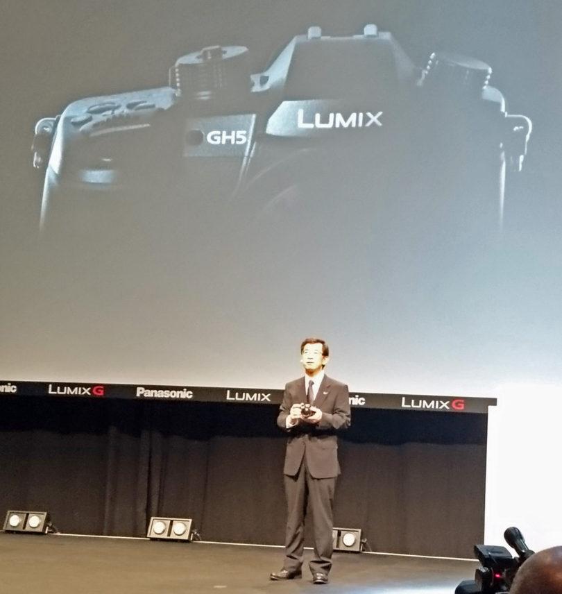 Panasonic GH5 je nov dokaz, kako premeteno proizvajalci dozirajo novosti