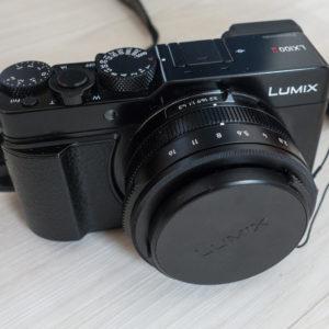 Panasonic LX100 II: Nadaljevanje tradicionalistom prijazne formule