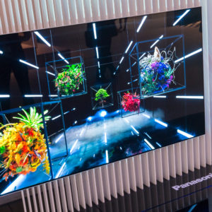 Televizorji prihodnosti – OLED ali kvantne pike?