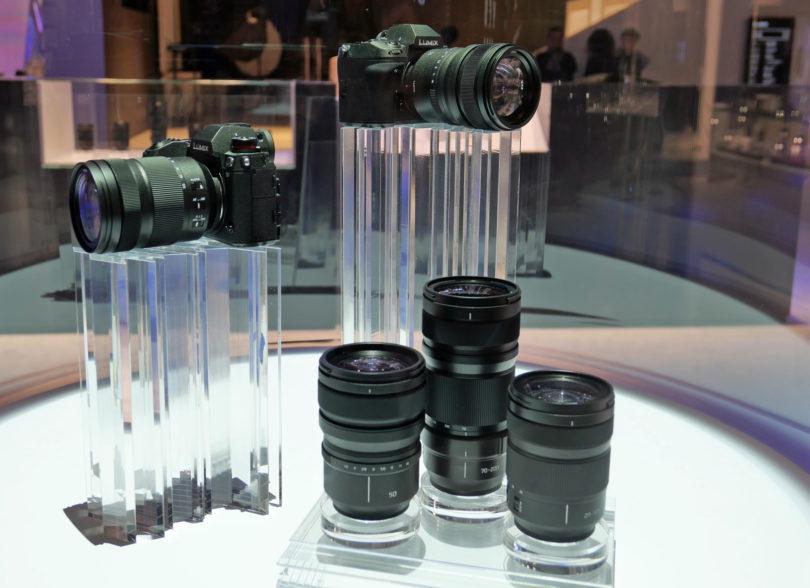 Photokina 2018: Panasonic gre proti velikanom skupaj z Leico in Sigmo