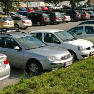 Za plačevanje parkirnine na ljubljanskih ulicah uporabljaj storitev Urbana SMS Parking