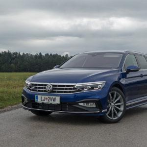 Pretežno tehnološka prenova za najbolj zaželen družinski in poslovni avto v Sloveniji