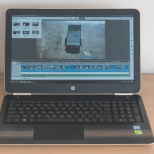 HP Pavilion 15: V redu osnova za pravo konfiguracijo