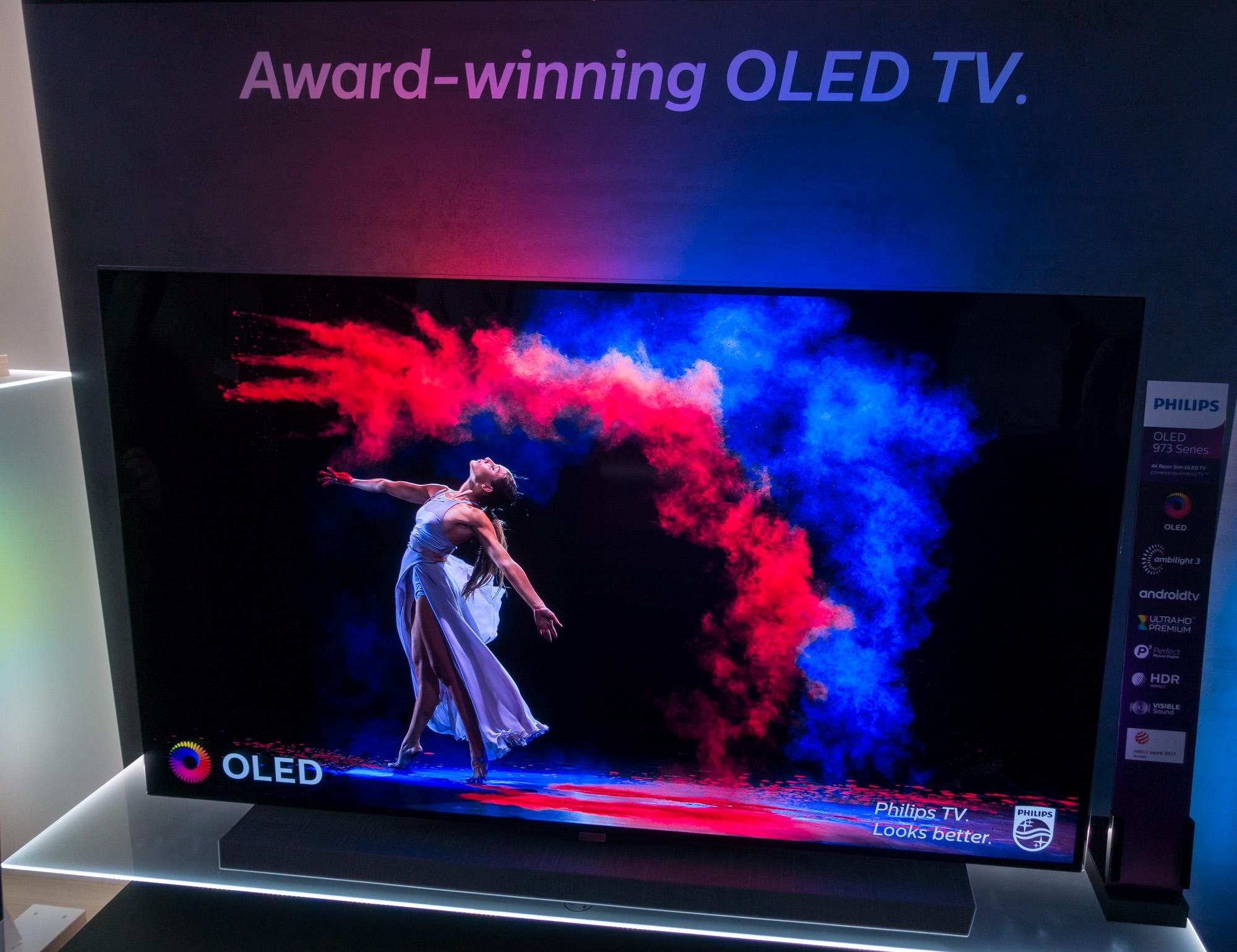 Kaj prinašajo televizorji Philips z letnico 2018? #Video – Tehnozvezdje