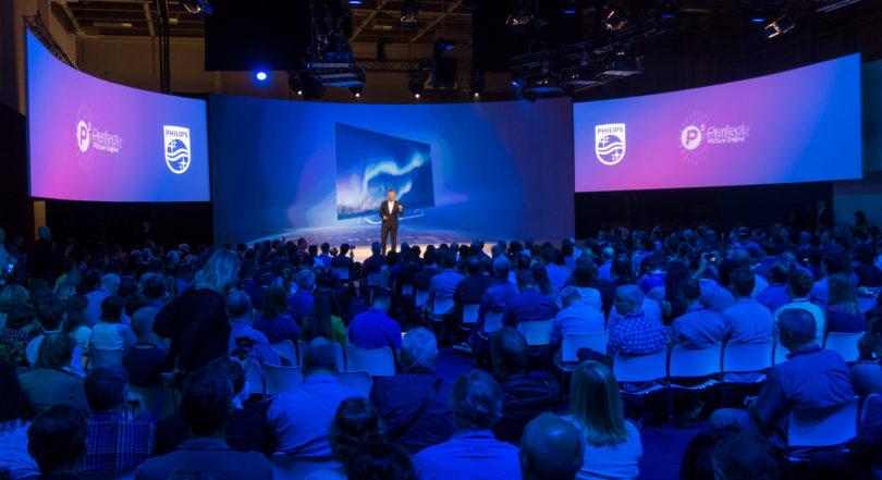 Novi OLED z oznako Philips, a tudi prvi model s kvantnimi pikami