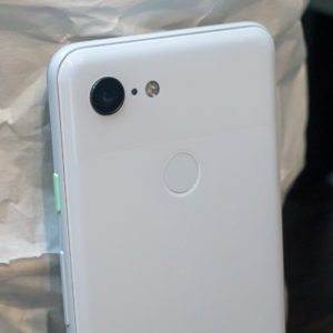 Google Pixel 3: Fotoaparat nad vsem in vsemi