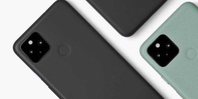 Googlova Pixel 5 in Pixel 4a 5G tekmujeta z Galaxyjem S20 FE, LG-jem Velvet, Oneplusom Nord in podobnimi