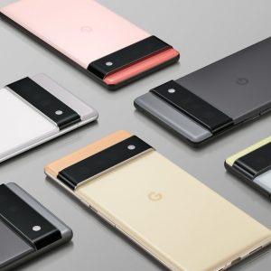 Brez prave globalne distribucije so napovedi o resnosti s telefoni Pixel prazno govoričenje