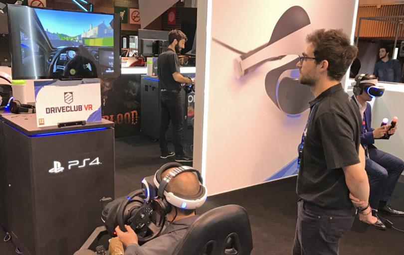 Prvih nekaj minut s Playstation VR