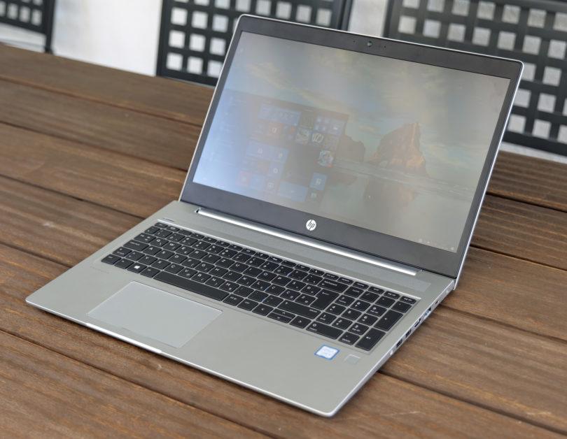 HP Probook 450 G6: Dober in uporaben, toda nekaj let za trendi