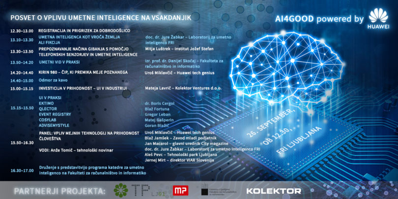 Kako bo umetna inteligenca preoblikovala industrijo in naš vsakdanjik?