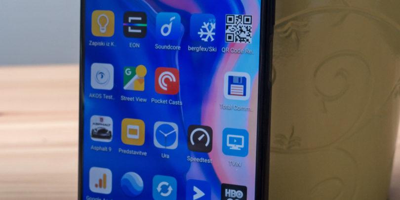 Huawei P smart Pro: Všečen, vendar neprilagojen za Evropo
