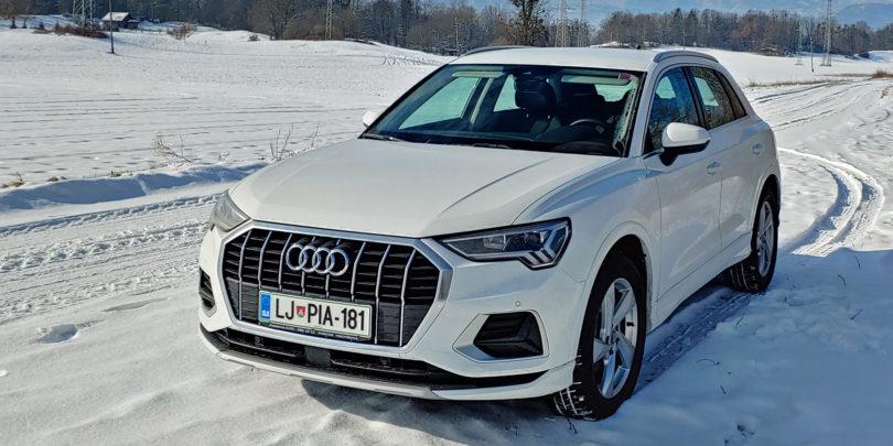 Audi Q3 se je digitaliziral in postal družinski (#VIDEO)