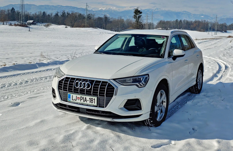 Audi Q3 se je digitaliziral in postal družinski (#VIDEO)