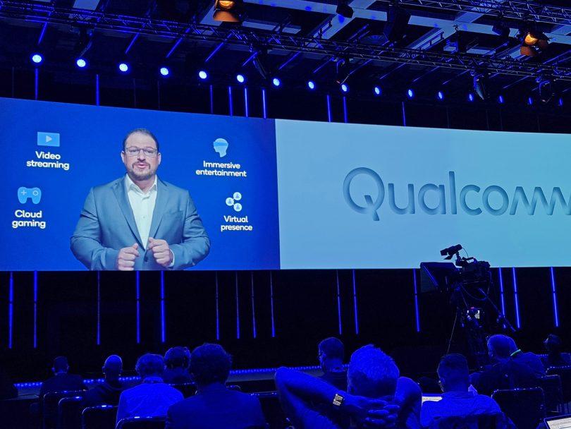 Qualcomm bi rad v vseh napravah videl podporo za 5G