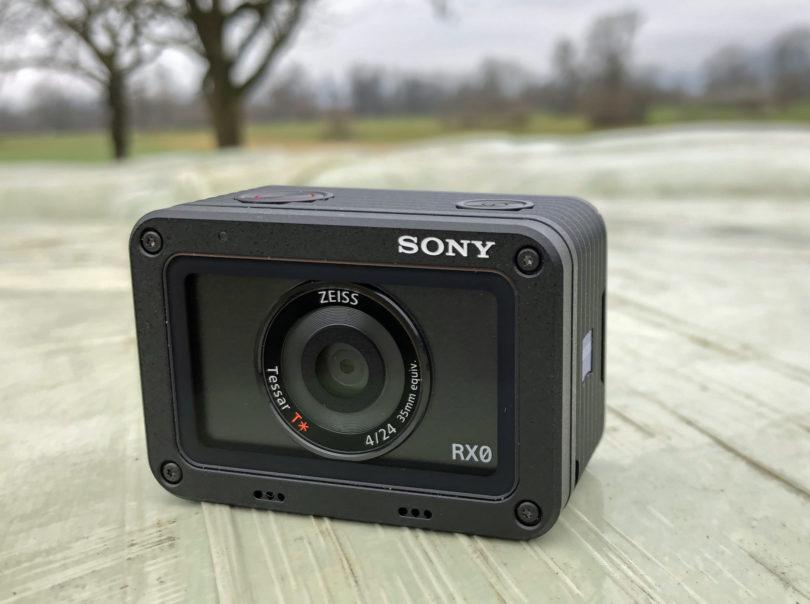 Sony RX0: Agent za posebne misije
