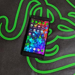 Razer Phone 2: Zvok in slika, skoraj kot se šika