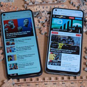 Kakšna sta Realme 7 in 7 Pro, Telemachova telefona februarja?