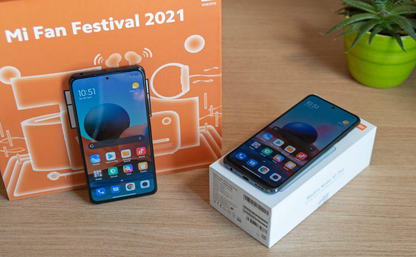Takega zaslona, kot ga ima Xiaomi Redmi Note 10 Pro, v poceni telefonu še ni bilo! (#video)