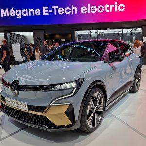 Hvala, Renault, da je tudi električni Megane nizka kombilimuzina (#video)