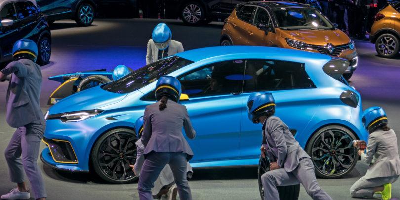 Električni avti za vsakdanjo uporabo so še v razvojnih laboratorijih