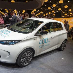 Električna avtomobilska realnost je naredila preskok