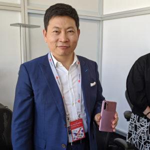 Richard Yu, Huawei: Mate 30 verjetno brez Googlovih aplikacij, P40 morda prvi telefon s Harmony OS