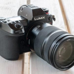 Panasonic Lumix S1R: Resen in odločen vstop med profesionalce