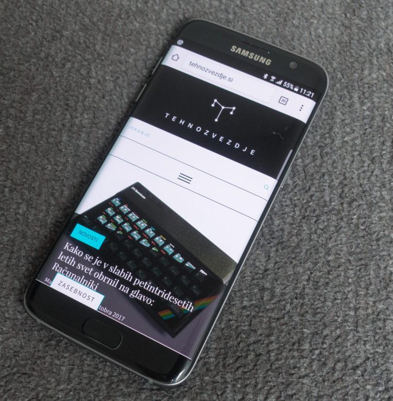 Po enem letu: Samsung Galaxy S7 edge