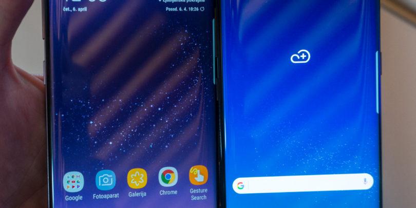 Samsung je z Galaxyjem S8 stil brez dvoma povzdignil še na višjo raven, o dodatni uporabnosti pa še ne bi