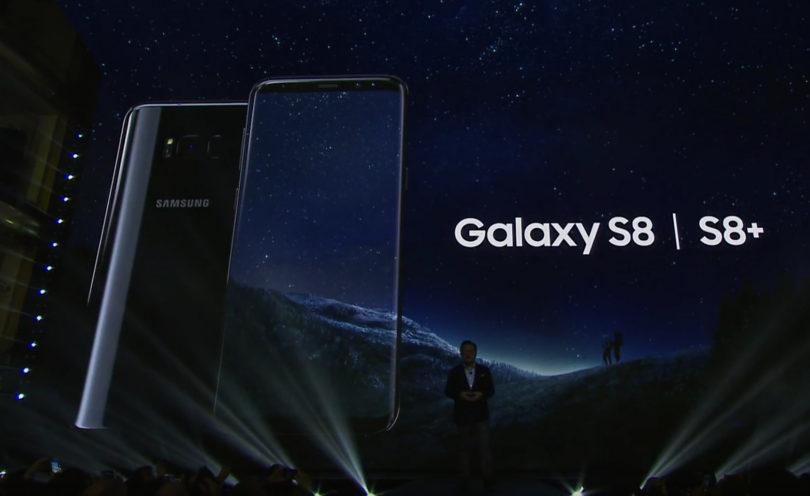 Samsung trdi, da je z Galaxyjem S8 razškatlil telefon