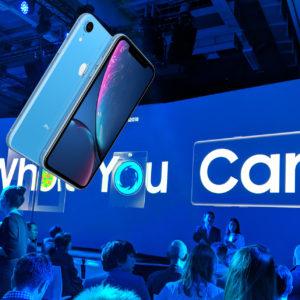 Apple rabi stare cene, Samsung pa nove telefone