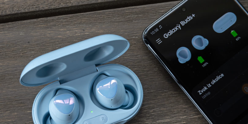 Samsung Galaxy Buds+: Prave izboljšave!